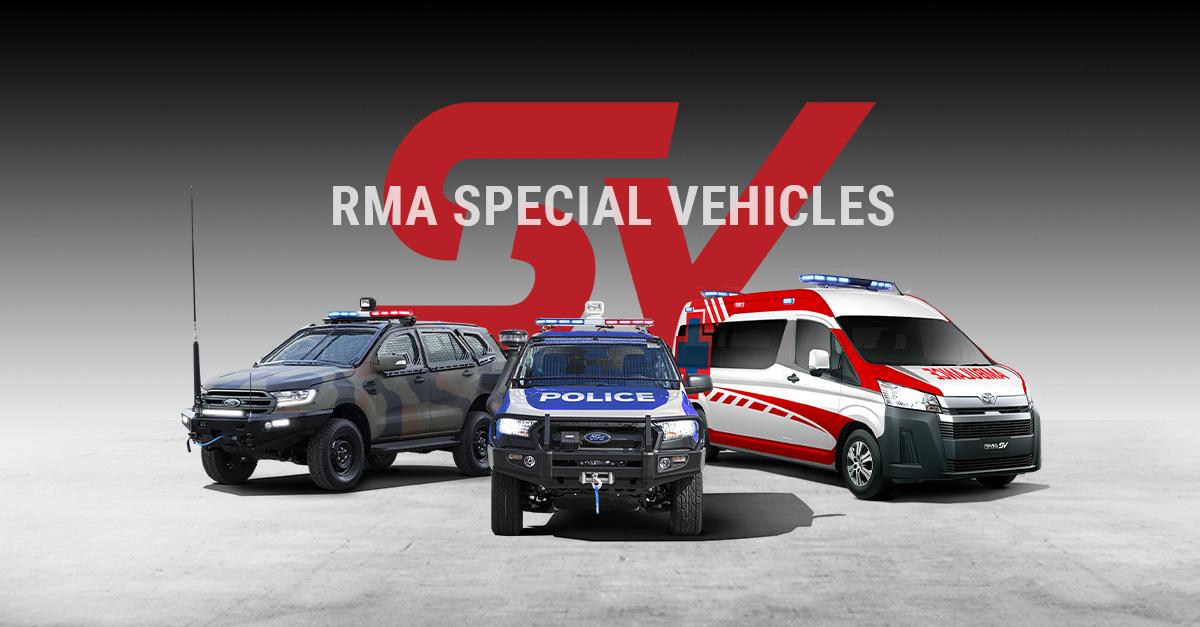RMA Special Vehicles