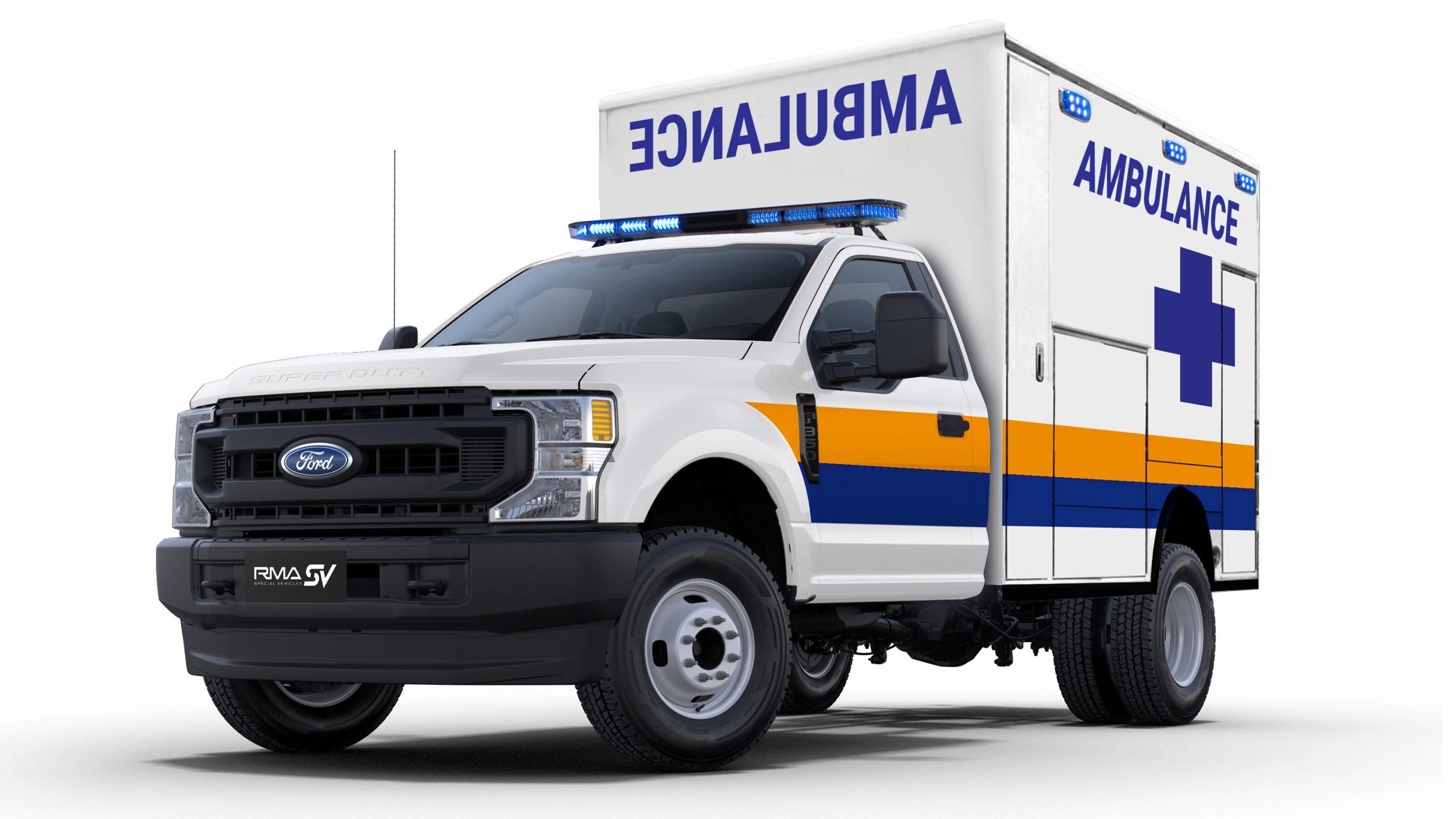 Super Duty Ambulance
