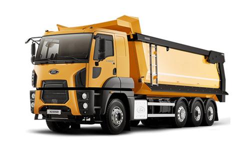 RSV Construction Truck