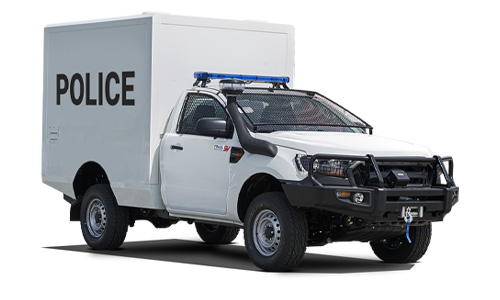 prisoner Escort Pickup Box