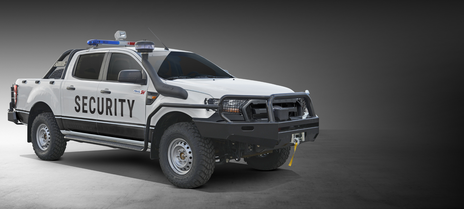 SECURITY FORCE 1 TON PICKUP