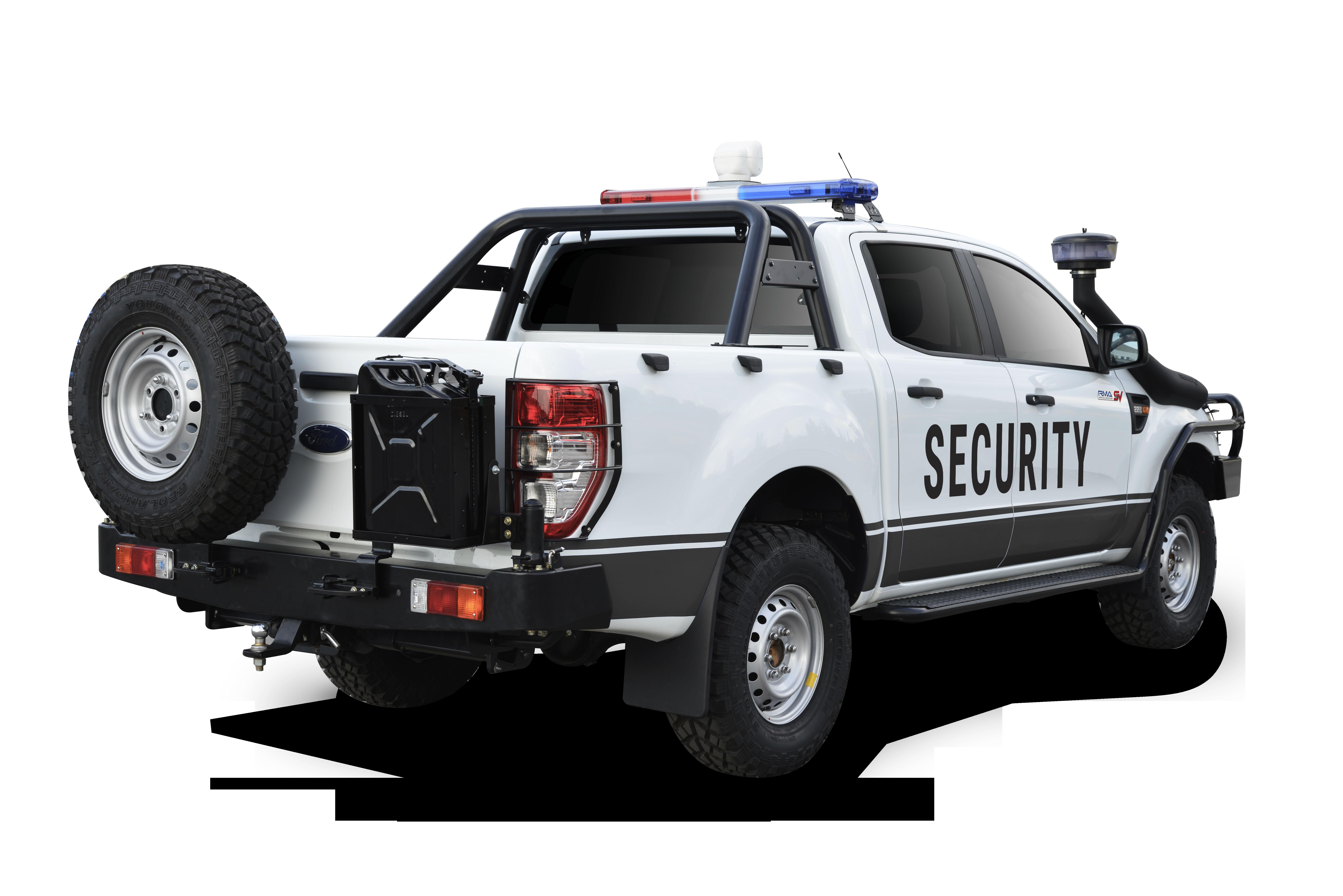 Security Rear