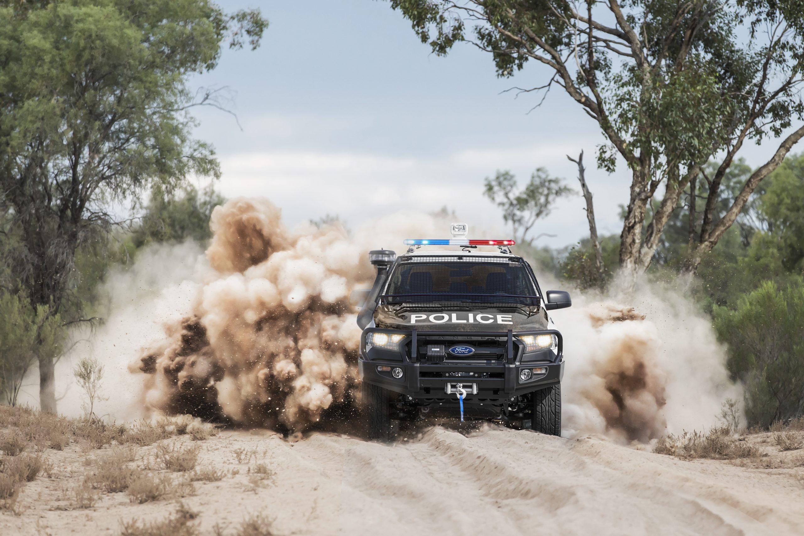 POLICE 1 TON PICK UP